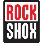 Вело наклейка Rock Shox