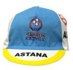 Велокепка Astana